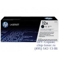 Картридж HP LaserJet 1010 / 1018 / 1020 / 1022 / M1005MFP / M1319FMFP , оригинальный