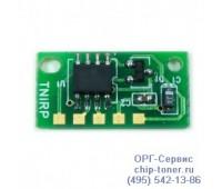 Чип пурпурного картриджа Konica Minolta bizhub C300/C352