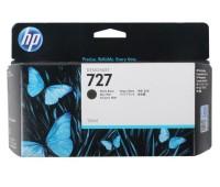 Картридж матовый черный HP 727 / B3P22A для  HP Designjet T920 / T930 / T1500 / T1530 / T2500 / T2530 (130 мл.) оригинальный