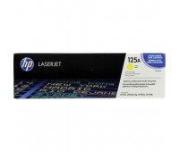 Картридж желтый HP Color LaserJet CP1215 / CP1515 / CP1518 / CM1312 оригинальный