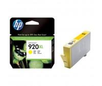 Картридж струйный желтый HP 920XL повышенной емкости оригинальный