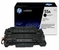 Картридж черный HP LaserJet P3015 оригинальный