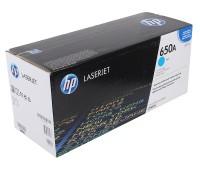 Картридж голубой HP Color LaserJet Enterprise CP5520 / CP5525 / M750 оригинальный