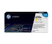 Картридж желтый HP Color LaserJet Enterprise CP5520 / CP5525 / M750 оригинальный