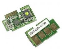 Чип желтого картриджа Samsung CLX-4195FN,  SL-C1810W / C1860FW