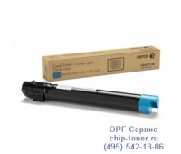 Картридж голубой Xerox WorkCentre 7425 / 7428 / 7435 оригинальный