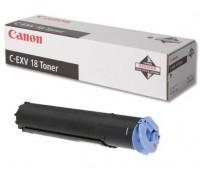 Картридж C-EXV18 с тонером для Canon iR 1018 / 1020 / 1022 / 1024 оригинальный