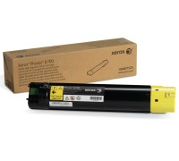 Картридж 106R01525 желтый для Xerox Phaser 6700 оригинальный