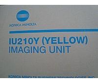 Блок проявки желтый Konica-Minolta bizhub C250 / C250Р / C252 / C252P оригинальный Уценка : дефект упаковки
