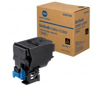Картридж TNP-48K черный для Konica Minolta bizhub C3350 / C3850 оригинальный