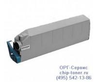 Картридж желтый Oki C9500 совместимый