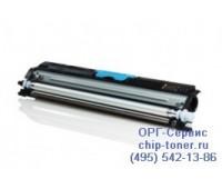 Картридж голубой Epson Aculaser C1600 / CX16NF совместимый