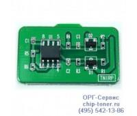 Чип желтого картриджа Samsung CLP-610ND / 660N / 660ND